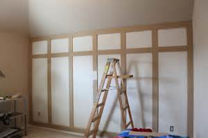 What Paint To Use For Wall Murals how to the paneled wall decorchick