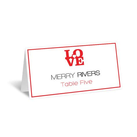adobe place cards template wedding place card template foldover