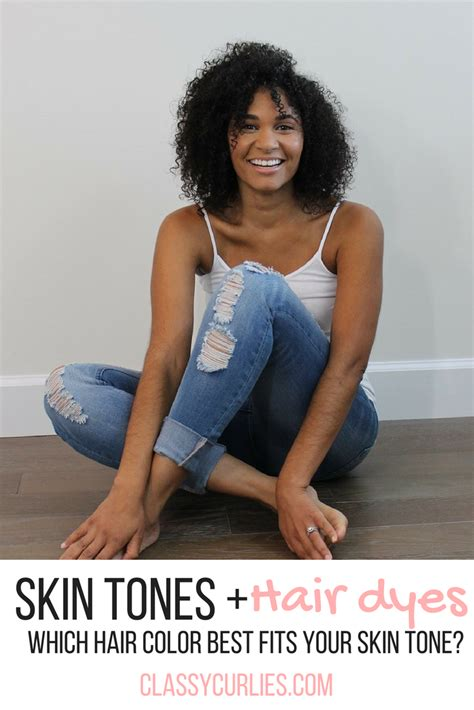 what hair color fit my skin tone classycurlies com your source for natural hair and beauty