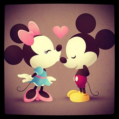 imagenes de we love disney minnie mouse in love drawing pinterest disney amor