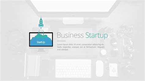 Business Startup Powerpoint Presentation By Jhon D Atom Business Startup Presentation Ppt