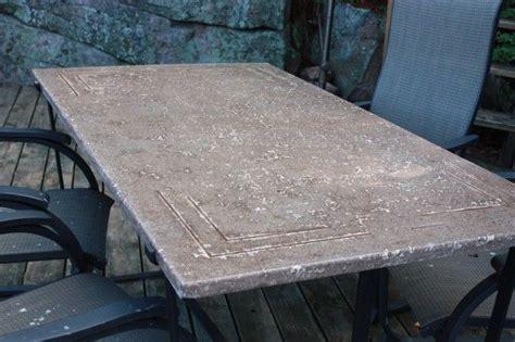 Cement Patio Tables Concrete Patio Table Favorite Places Spaces