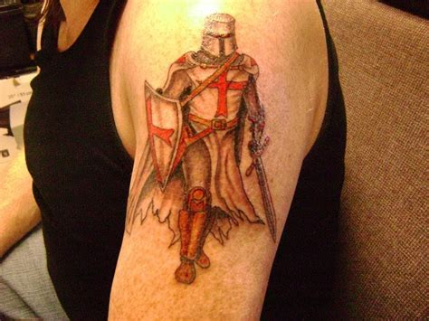 djnemo2010 knights templar tattoo