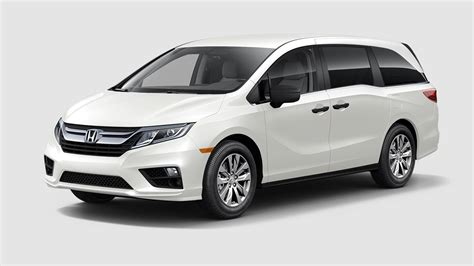 Honda Odyssey Colors by 2018 Honda Odyssey Exterior Color Options On Lx And Above