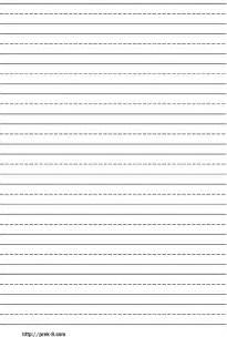 Writing Paper Online Free Printable Writing Paper For Kids