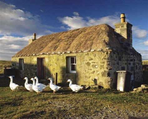 cottage scotland highland cottage scotland scotland