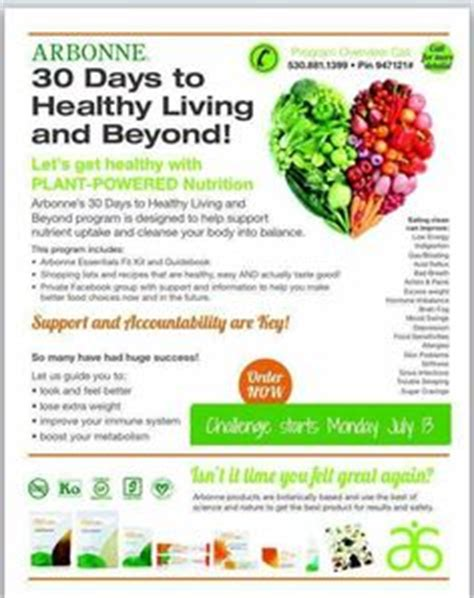 Arbonne Detox And Hormone Regulation by 30 Days To Healthy Living By Arbonne Is Amazing I