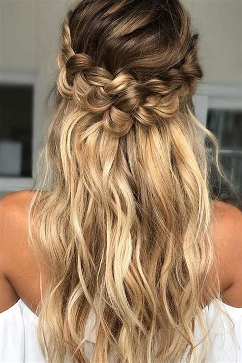Wedding Hair Ideas by Best 25 Bohemian Wedding Hair Ideas On Boho