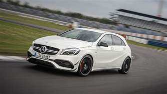 Mercedes A45 Amg 4matic 2016 Mercedes Amg A45 4matic Review Track Test Caradvice