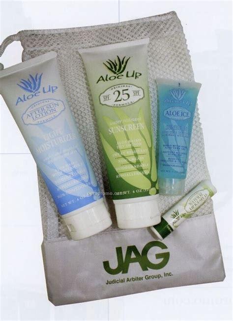 Oem Golf Mesh Bag spa kit collection large white mesh bag w sun essentials
