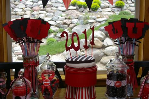 Decorating Ideas Graduation 15 High School Graduation Ideas Bash Wiser