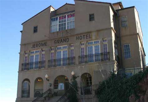 haunted houses in arizona jerome hauntings jerome grand hotel hauntedhouses com