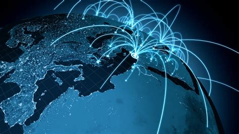 hd network global network stock footage 4858514