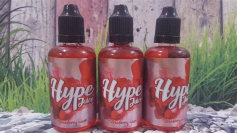Liquid Murah Bucks Strawberry jual hype juice strawberry mixer premium e liquid