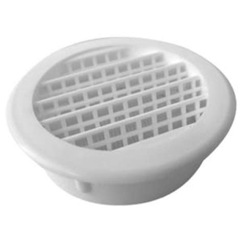 speedi products 2 in white soffit vent sm rsv 2