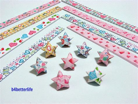 Origami Paper Discount - 250 strips of diy origami lucky paper folding kit 26cm