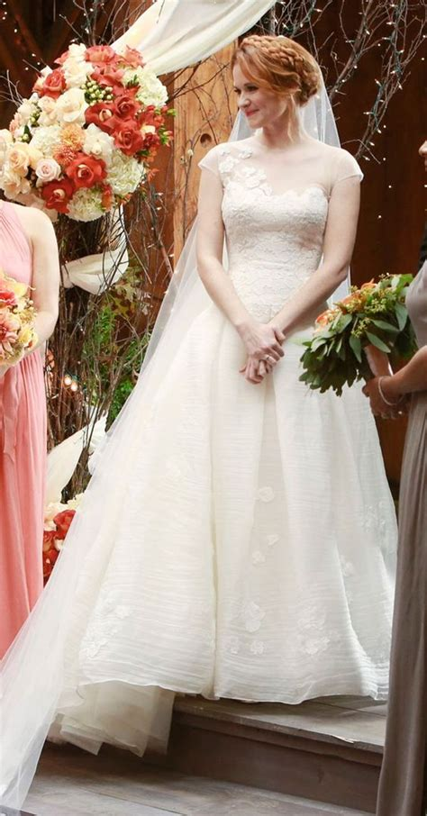 april kepner wedding dress 20 vestidos de novia de tus series de televisi 243 n favoritas