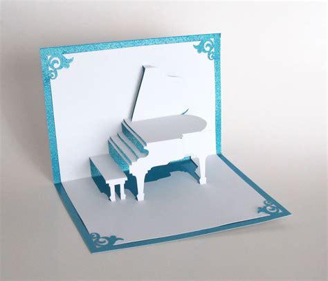 Pop Up Cards Handmade - unique handmade pop up greeting cards ideas