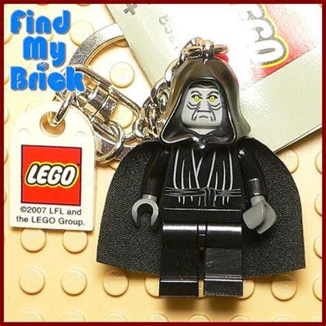 Lego Starwars 853118 Emperor Palpatine Key Chain findmybrick