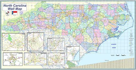 map of carolina maps update 968558 carolina travel map