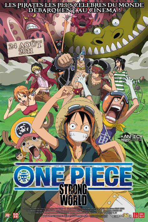 one piece film x strong world anecdotes du film one piece strong world allocin 233