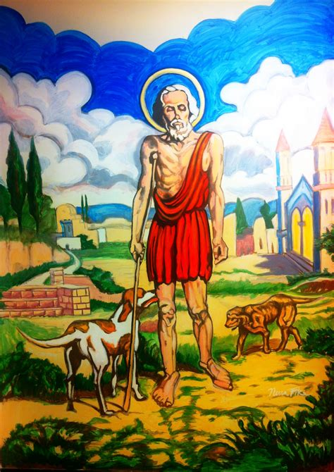 Painting Icon by St Lazarus Amore Colore Nina S Color Lab