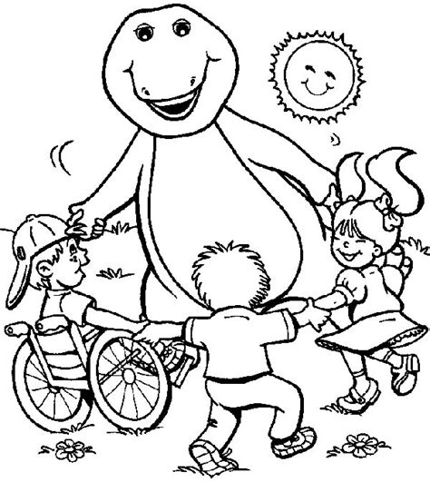 coloring page sunny day sunny day free colouring pages