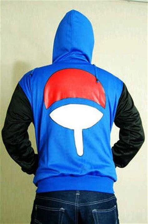 Clan Uchiha Madara Rompi Vest Hoodie Jaket Konoha Anime sasuke uchiha hoodie jacket and on