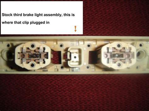 1998 chevy silverado third brake light wiring diagram