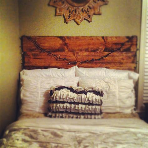 Diy Rustic Headboard Diy Headboard Made Simple