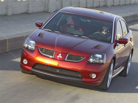 mitsubishi galant ralliart 2009 mitsubishi galant ralliart car picture 01 of