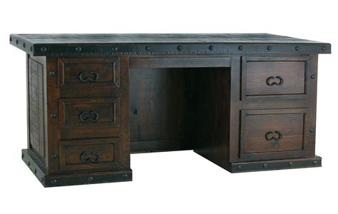 Rustic Executive Desk Rustic Executive Wood Desk Rustic Office Desks