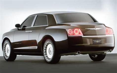dodge challenger chrysler imperial concept cars motor trend