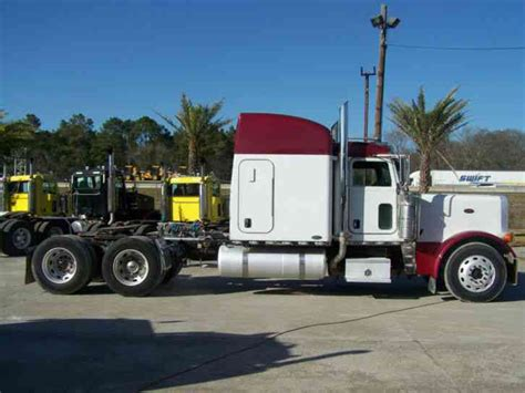 peterbilt 379 extended 2006 sleeper semi trucks