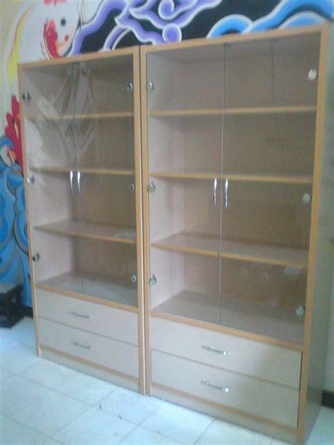 Rak Sepatu Cabinet Kayu Jati jual lemari rak buku rak sepatu lemari kaca display
