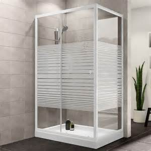 white shower doors plumbsure rectangular shower enclosure with white frame