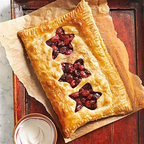 berry cherry slab pie recipe slab pie holiday baking