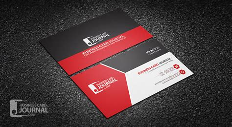 free professional business card templates free modern tricolor business card template for professional