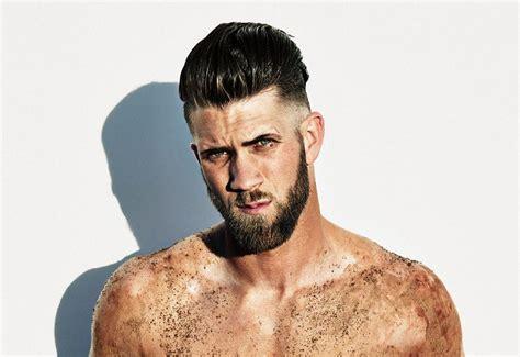 bryce harper haircut 20 best bryce harper haircut looks for stylish edgy men