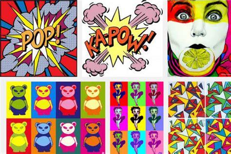 desain grafis abstrak sky desain pop art desain grafis unik yang populer dari