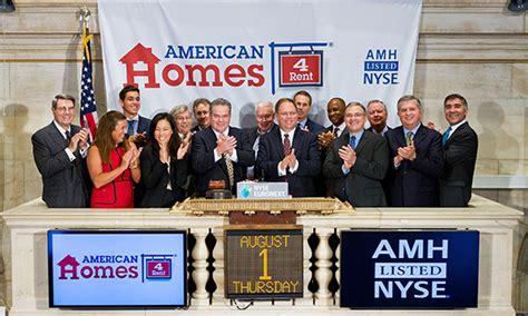 american homes 4 rent rental payment bonds
