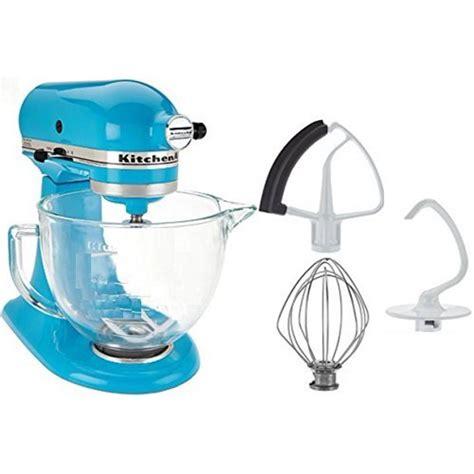 kitchenaid  qt tilt head stand mixer  glass bowl