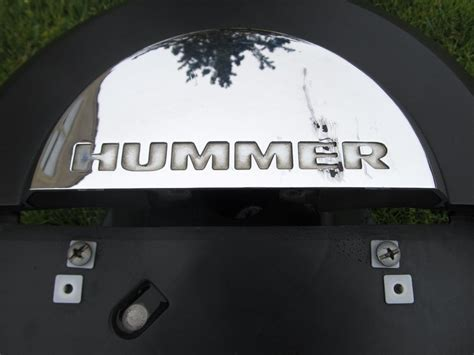 hummer h2 spare tire mount h2 spare tire carrier hummer forums enthusiast forum