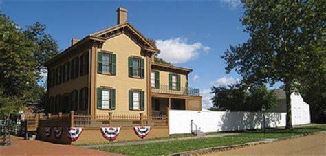 lincoln neighborhood lincoln home national historic site