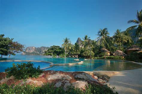 rayavadee resort railay beach krabi thailand