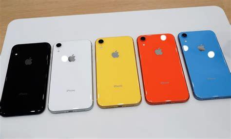 новые iphone xr и xs характеристики цены дата начала продаж