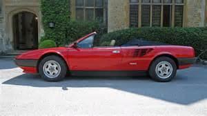 Mondial Cabriolet Mondial Qv Cabriolet 187 Definitive List Cars