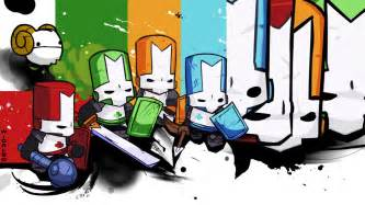 castle crashers color by widalgo on deviantart