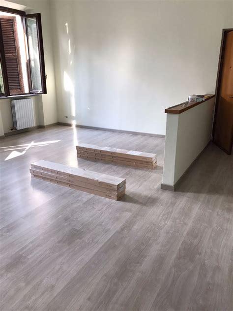 come posare pavimento laminato posa pavimento laminato