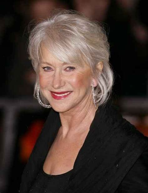 65 best images about hairstyles for gray hair on pinterest medium length hairstyles for women over 65